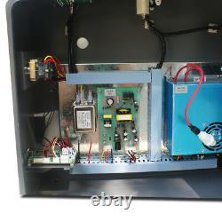 50w Co2 Laser Machine De Coupe Gravure 300mm 500mm Avec Plate-forme Motorisée