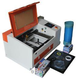 50w Laser Cutter Graveuse Gravure De Coupe Usb De La Machine Avec Ce Fda Rohs