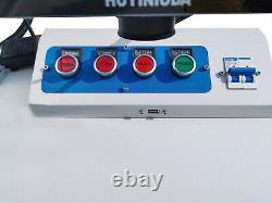 50w Max Fiber Laser Marking Machine Marquage Et Coupe De L'axe Rotatif Du Métal Safe