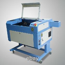 50w Mini Co2 Laser Gravure & Coupe Machine Laser Cutter 300mm500mm