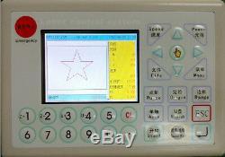 50w Mini Laser Engraver Machine De Gravure De Coupe Usb Haut Et Bas 500 X 300 MM