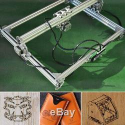 50x65cm 3000mw Zone Mini Machine De Gravure Laser De Découpe Kit D'impression
