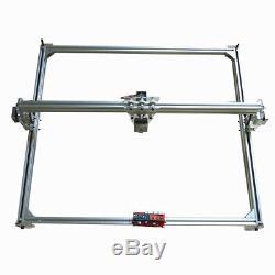50x65cm Gravure Au Laser Coupe Graveuse Motor Frame Kit Pour Le Bricolage Laser Nouveau