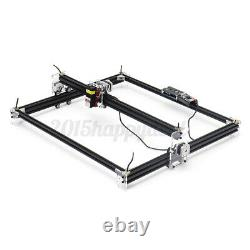 5500mw 65x50cm Gravure Laser Graveur Cnc Carver Bricolage Machine À Imprimer