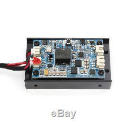 5500mw Bureau Cnc Laser Engraver Bois De Coupe Machine De Marquage 26x20in Kit Bricolage