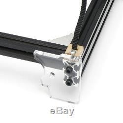 5500mw Bureau Gravure Au Laser Découpe Cnc Carver Graveuse Bricolage Machine D'impression