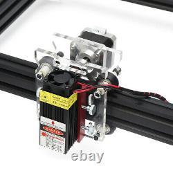 5500mw Desktop Laser Gravure Gravure Graveur Cnc Carver Imprimante De Bricolage