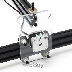 5500mw Machine De Gravure Laser Découpe Cnc Bureau Graveuse Carver Diy Imprimante