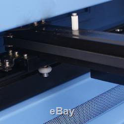 60w 700x500mm Co2 Gravure Au Laser Et Machine De Découpe Laser Chiller Usb Graveuse