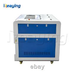 60w Cnc Co2 Laser Gravure Machine De Coupe 600900mm Coupe Acrylique En Bois