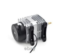 60w Compresseur D'air Pompe Électrique Magnétique À Gravure Laser Co2 Coupe Aco-328