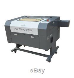 60w Laser Co2 Gravure & Machine De Découpe Laser 700x500mm Usb Graveuse