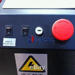 60w Laser Gravure Machine Graveuse De Coupe 500300 (mm) + Axe Rotatif