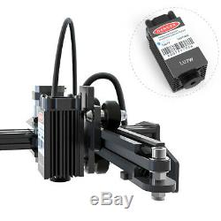 7000mw Bricolage Bureau De Marquage Laser Engraver Imprimante Usb Découpe Machine De Gravure
