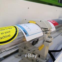 700x500mm Reci W2 100w Co2 Gravure Au Laser Machine De Découpe Cutter Graveuse