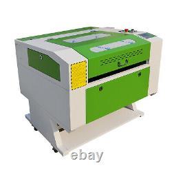 80w Co2 Gravure Au Laser Machine De Découpe Cutter 700x500mm Graveuse