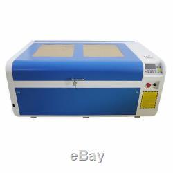 80w De Mise Au Point Automatique Usb Co2 1000 X 400 MM Laser Cutter Découpe Laser Machine De Gravure
