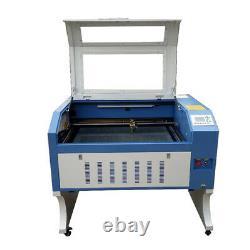 90w Reci W2 Machine À Découper Au Laser 6090/9060 Ruida 6442s Contrôleur