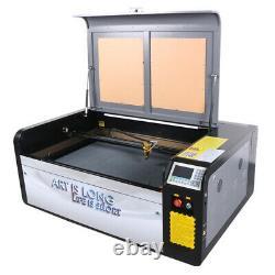 Auto-focus Efr 80w-95w Usb Co2 3924laser Machine De Gravure Sans Refroidisseur
