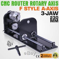 Axe Rotatif Pour 60w 80w 100w 130w Co2 Gravure Au Laser Machine De Découpe Graveuse