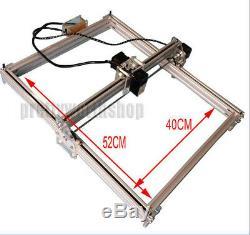 Bachin 4050cm 500mw Découpe Laser / Machine De Gravure Logo Bricolage Image Marquage