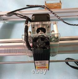 Bachin 4050cm 5500mw 5.5w Laser Cutting/graving Machine Diy Image Printer