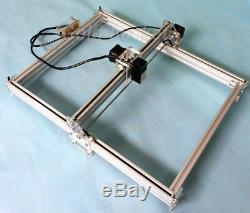 Bachin 40x50cm Mini Machine De Gravure Laser 500mw Bois Imprimante Bricolage Cutting Logo