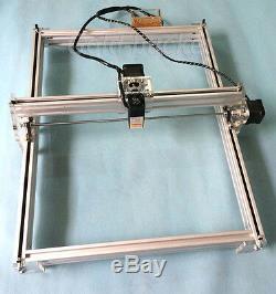 Bachin 5.5w Mini 5500mw Gravure Au Laser Machine De Découpage 40x50cm Bricolage Imprimante