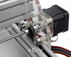 Bricolage Bureau 1600mw Mini Machine De Gravure Laser Logo De Coupe Image Imprimer L'image