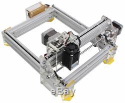 Bricolage Bureau Mini Découpe Laser / Machine De Gravure 500mw Logo Marquage Imprimante Imag