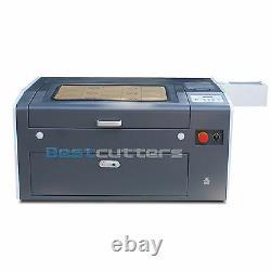 Bureau 50w Co2 Construction De La Machine De Coupe Machine Laser Graveur Laser Usb 300 X 500mm