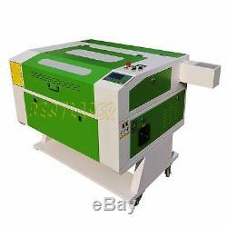 Chaud! 28 '' X 20 '' 80w Co2 Gravure Au Laser Et La Machine De Découpage Avec Refroidisseur Cw-3000