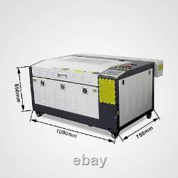 Chaud! Laserdraw 50w Laser Gravure & Machine De Coupe Avec Table Motorisée 16''x24