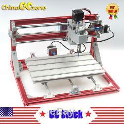 Cnc 3018 Cnc Bricolage Et De Gravure Au Laser Routeur Carving Pcb Milling Machine De Coupe