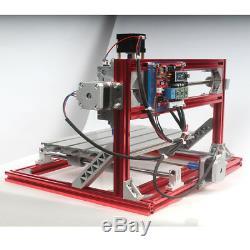 Cnc 3018 Gravure Routeur & 5.5w Module Laser À Découper La Machine De Coupe De Fraisage Bricolage
