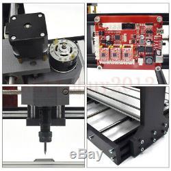 Cnc3018 Pro Gravure Au Laser Spéléologie Machine Et Laser Engraver Head & Conseil Hors Ligne