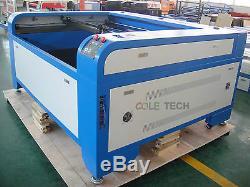 Cncoletech 100w Laser Co2 Gravure De Coupe 1612 Machine