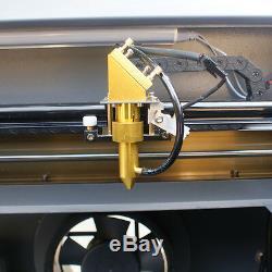 Co2 Laser Gravure De Coupe Machine Port Usb 50w 300500mm Ce, Fda Free Reddot