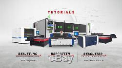 Complete Industrial Laser Co2 Coupe Et La Livraison Gratuite De Système De Gravure