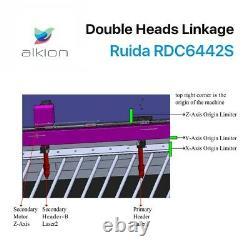Contrôleur Laser Co2 Ruida Rdc6442s Pour Machine De Découpe À Gravure Laser