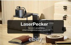 Crafts Cutter Usb Laser Graveur Cutting Laserpecker Pro 2 Versions Easy App Set