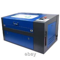 Cutter Laser Co2 Dsp 5030 50w Usb High-precisiongraving Cutting Machine Us