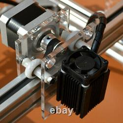 DC 12v 500mw Diy Mini Laser Gravure Cutting Machine Desktop Printer Kit