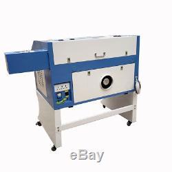 Découpage 80w Machine De Gravure Laser Ruida 4060 Laser Engraver Bûcheron Pvc