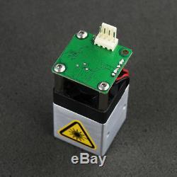 Découpe Et Gravure Laser Tête 450nm, 2w Pour Les Machines D'impression Cnc Et 3d