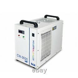 Dsp 100w 1060 Machine De Découpe Laser Co2 Ruida Reci Tube Auto-focus 5000ciller