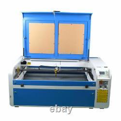 Dsp 1060 100w Cutting Laser Cutting Usb Auto Focus Xy Guide Linéaire Machine Graveuse