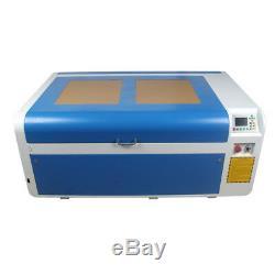 Dsp1060 100w Laser Co2 Usb Découpe Laser Machine Mise Au Point Automatique Dsp Graveuse Chiller