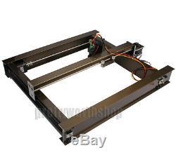 Full Metal 2.8w 30x23cm Gravure Au Laser Machine De Découpe Usb Bricolage Marquage Graveuse