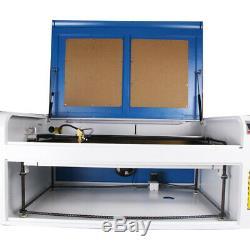Graveur De Coupeur De Laser De Découpeuse De Laser De Co2 De 100w Usb 1000 X 600mm De Mise Au Point Automatique